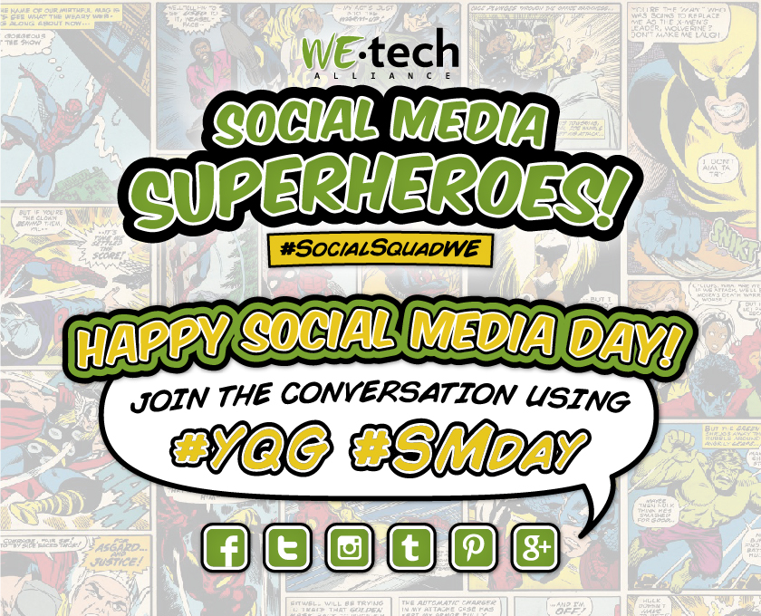 Happy Social Media Day - Tuesday