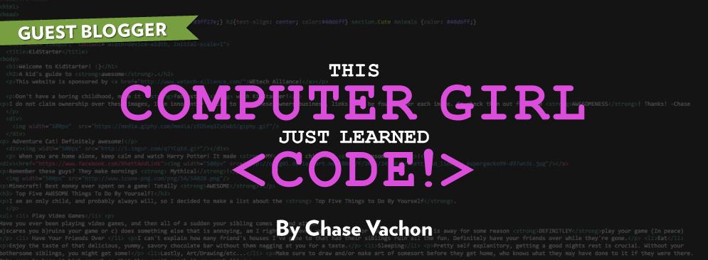 Computer-Girl - web
