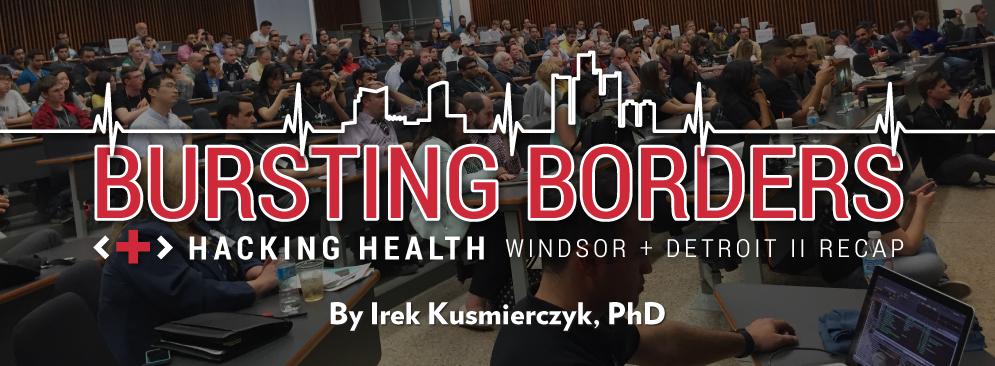 Bursting-borders