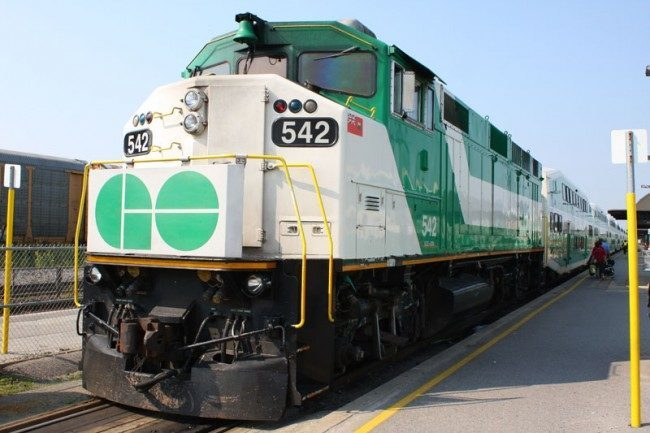 GO train electrification could have broad implications for our province