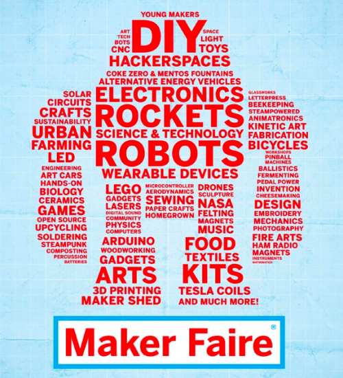 Call For Makers Mini Maker Faire Event Set For Saturday February